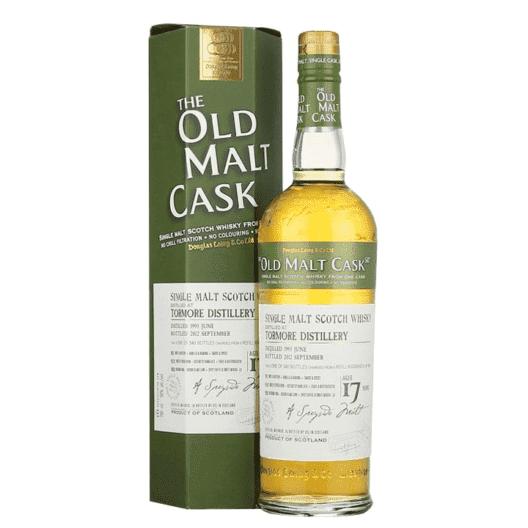 Виски Tormore 17 Year Old 1995–2012 Old Malt Cask
