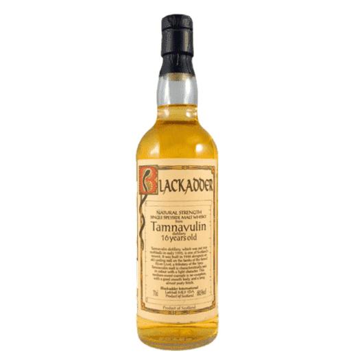 Виски Tamnavulin 16 Year Old Blackadder