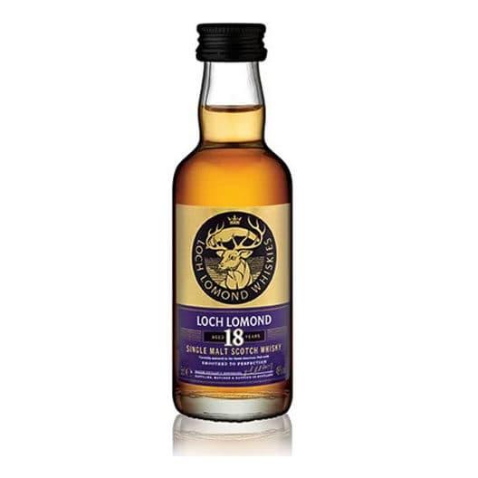 Виски Loch Lomond 18 Years Old, 0.05 л