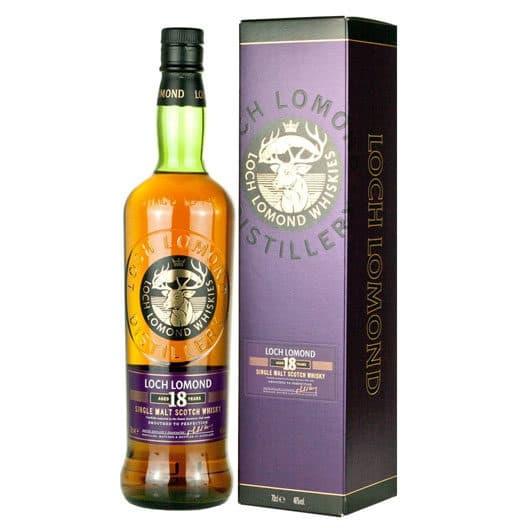 Виски Loch Lomond 18 Years Old