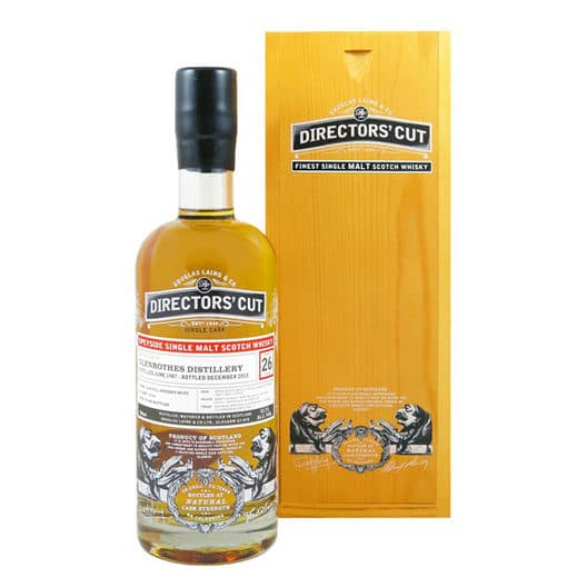 Виски Glenrothes 26 Year Old 1987–2013 Directors' Cut