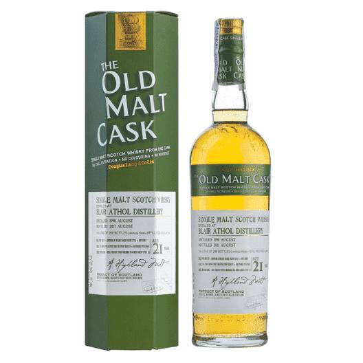 Виски Blair Athol 21 Year Old 1990–2011 Old Malt Cask