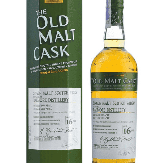 Виски Dalmore 16 Year Old 1996–2013 Old Malt Cask