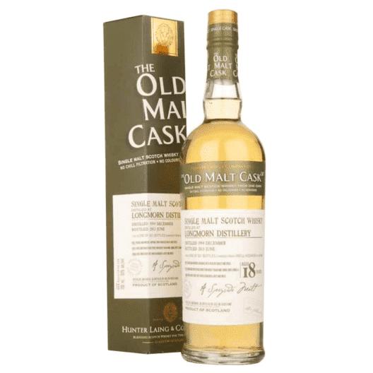 Виски Longmorn 18 Year Old 1994–2013 Old Malt Cask