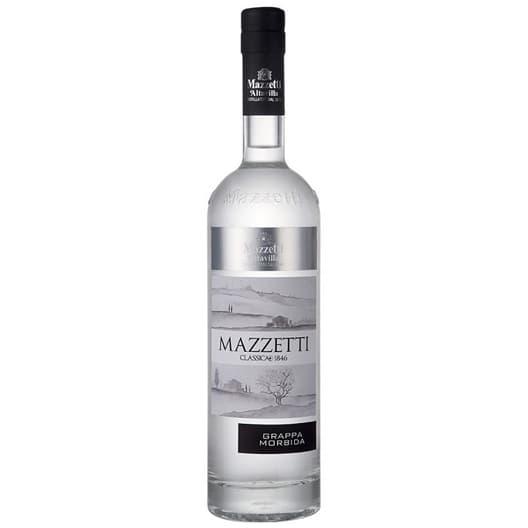 """Граппа """"Mazzetti"""" Classica 1846 Morbida"""