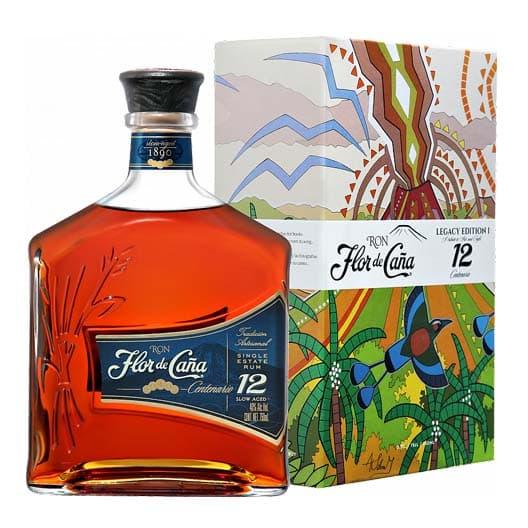 Ром Flor de Cana Centenario Rum 12 YO