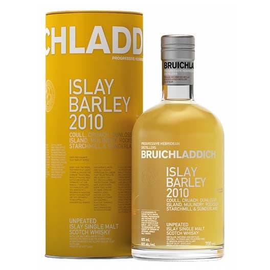 Виски Bruichladdich Islay Barley 2010