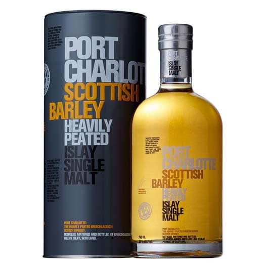 Виски Bruichladdich Port Charlotte Scottish Barley