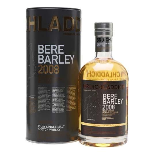 Виски Bruichladdich Bere Barley 2008