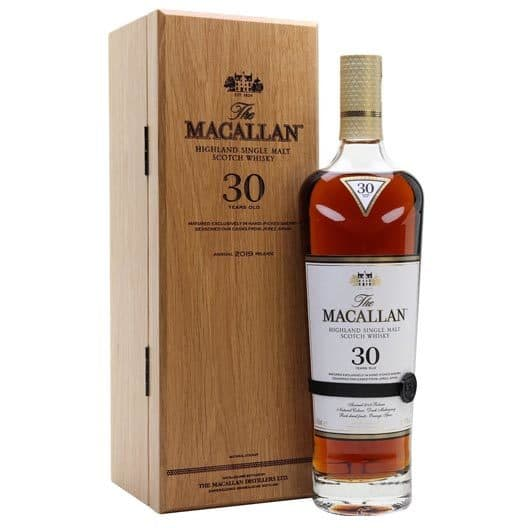 Виски The Macallan 30 Year Old Sherry Oak