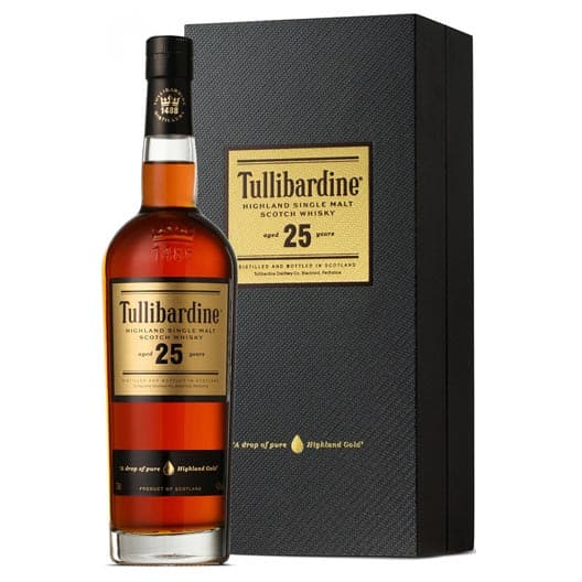 Виски Tullibardine 25 Years Old