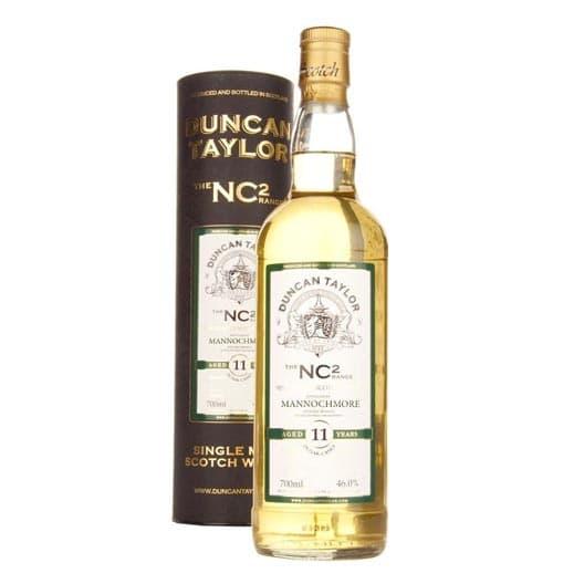 """Виски """"Mannochmore"""" 11 Years Old, """"NC2"""", 1996"""