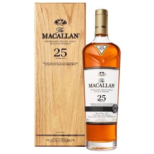 "Виски The Macallan 25 Year ""Sherry Oak"""