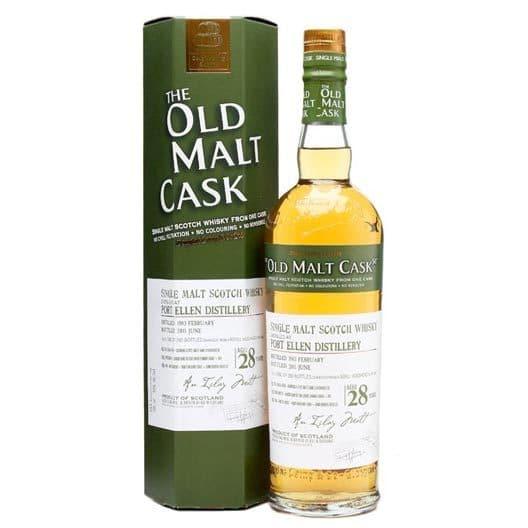 Виски PORT ELLEN 28 YEAR OLD 1983 - 2011 OMC DOUGLAS LANG