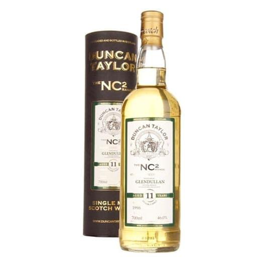 """Виски """"Glendullan"""" 11 Years Old, """"NC2"""", 1996"""