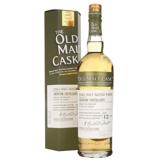 Виски ARDMORE 12 YEAR 1996 OLD MALT CASK SINGLE MALT