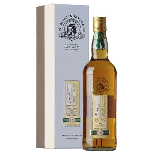 Виски IMPERIAL 16 YEAR 1995 - 2011 DIMENSIONS SINGLE MALT