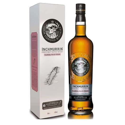 Виски Inchmurrin Single Malt Madeira Wood Finish