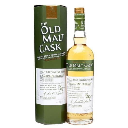 Виски ST. MAGDALENE 29 YEAR 1982 - 2011 OLD MALT CASK SINGLE MALT