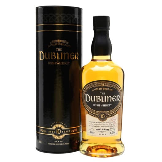 Виски The Dubliner 10 YO Single Malt Irish Whiskey