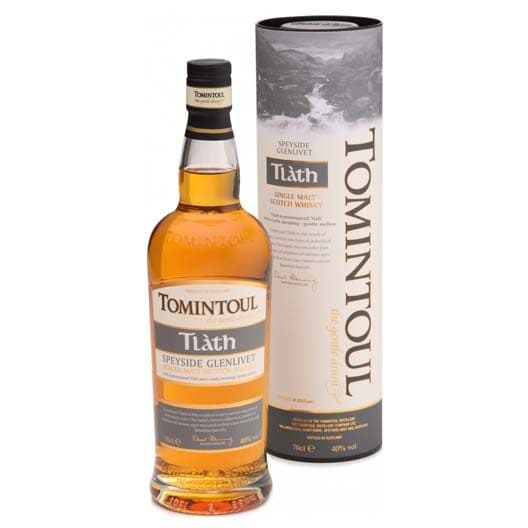 Виски Tomintoul Tlath