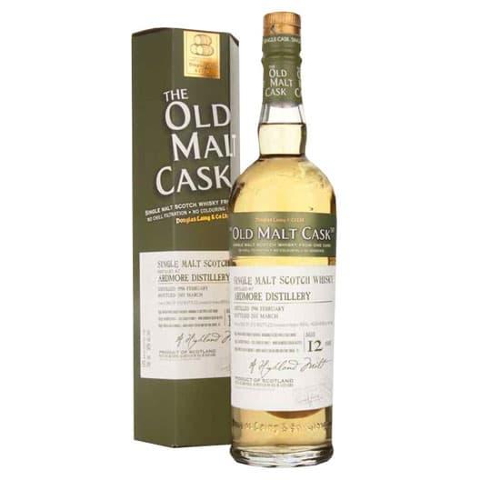 Виски ARDMORE 12 YEAR 1996 OLD MALT CASK SINGLE MALT