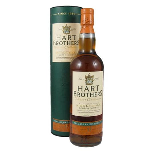 Виски MACALLAN 17 YEAR 1991 - 2008 HART BROTHERS SINGLE MALT