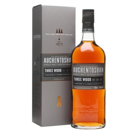 "Виски Auchentoshan, ""Three Wood"""