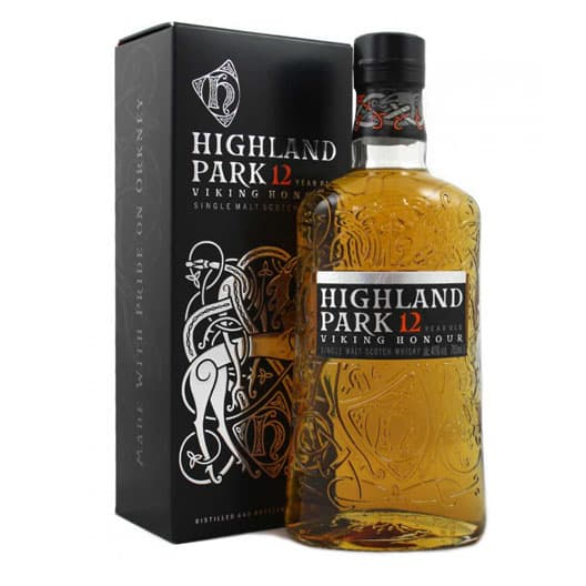 Виски Highland Park 12 Years Viking Honour 0.7