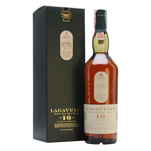 "Виски ""Lagavulin"" malt 16 years old"