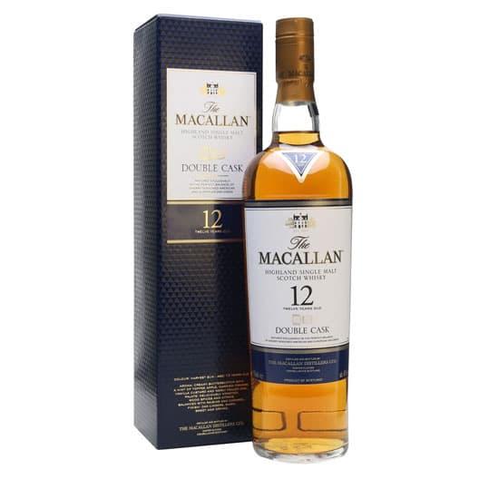 "Виски ""Macallan"" Double Cask 12 Years Old 0,7"