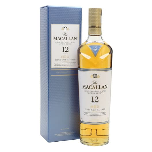 "Виски Macallan, ""Triple Cask Matured"" 12 Years Old 0,7"