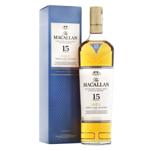 "Виски Macallan, ""Triple Cask Matured"" 15 Years Old 0,7"