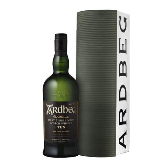Виски Ardbeg 10 YO TEN