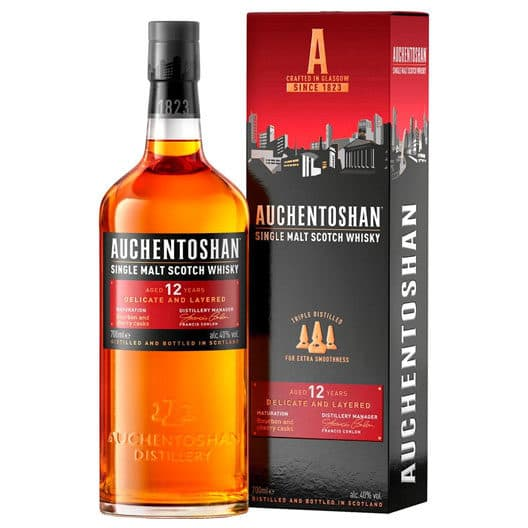"Виски ""Auchentoshan"" 12 Years Old"