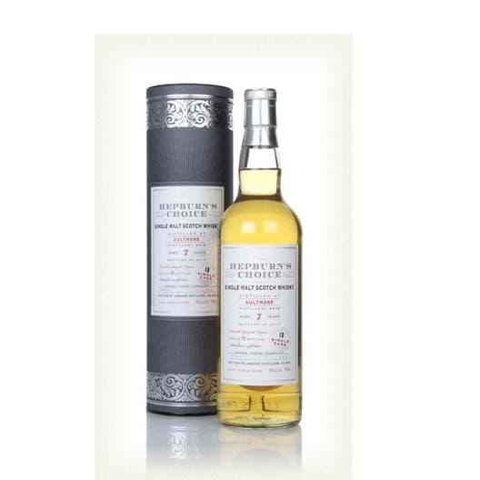 Виски HEPBURN'S CHOICE AULTMORE 7 YEAR