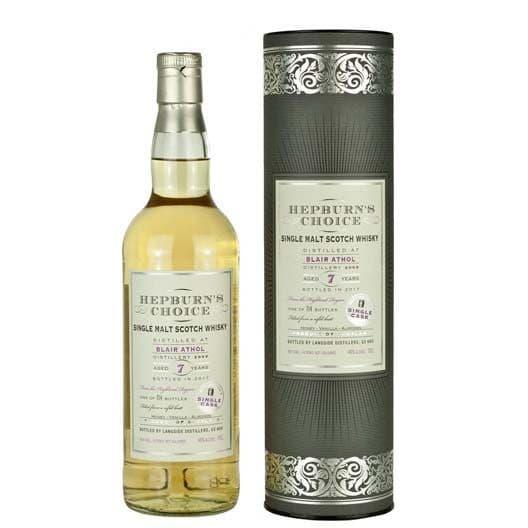 Виски HEPBURN'S CHOICE BLAIR ATHOL 7 YEAR
