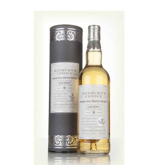 Виски HEPBURN'S CHOICE GLEN MORAY 9 YEAR