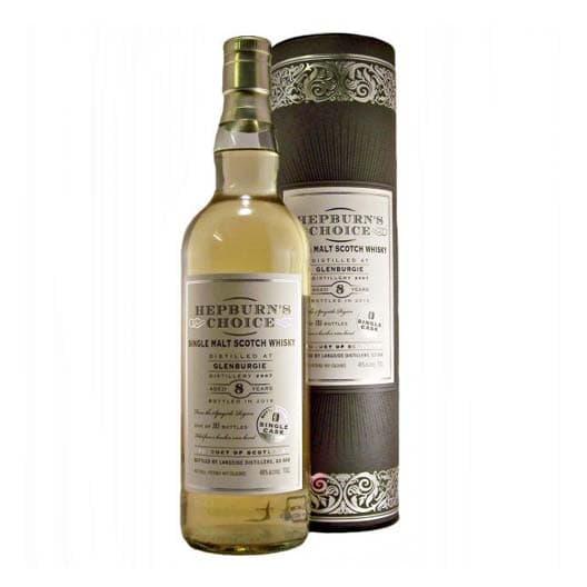 Виски HEPBURN'S CHOICE ROYAL BRACKLA 8 YEAR