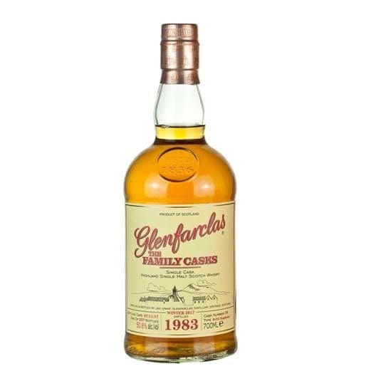 "Виски Glenfarclas 1983 ""Family Casks"", 0.7 л"