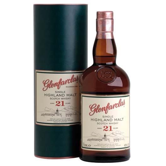 Виски GLENFARCLAS 21 YEAR OLD