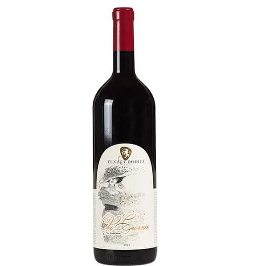 """Вино """"12"""" Solo Dodici, Oci Ciornie"""