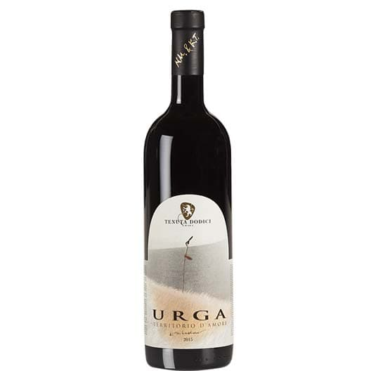 """Вино """"12"""" Solo Dodici, URGA"""