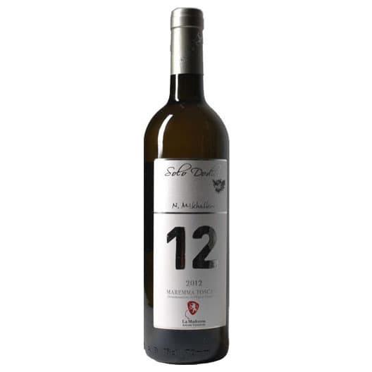 "Вино La Madonna, ""12"" Solo Dodici, Maremma Toscana DOC"
