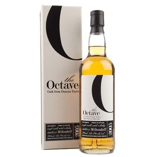"Виски ""The Octave"" Miltonduff, 8 Years Old, 2005"