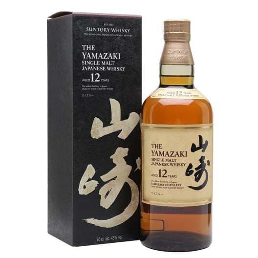 Виски SUNTORY YAMAZAKI 12 YEAR OLD