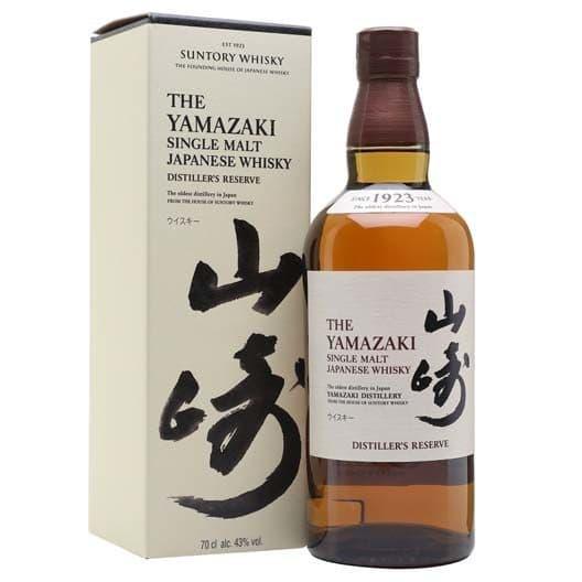 Виски SUNTORY YAMAZAKI Distiller's Reserve