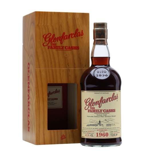 "Виски Glenfarclas 1960 ""Family Casks"", 0.7 л"