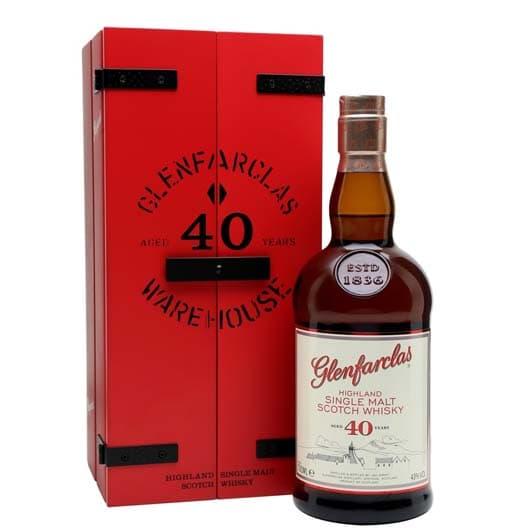 Виски GLENFARCLAS 40 YEAR OLD