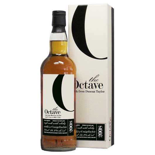 """Виски """"The Octave"""" Craigellachie, 6 Years Old, 2008"""
